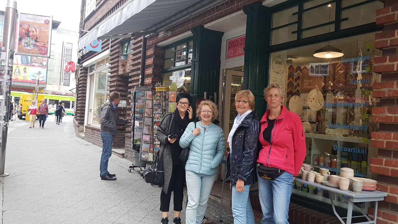 Shopping Queens in Schwerin